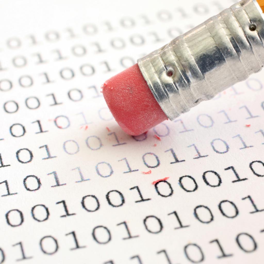 Kasowanie danych
